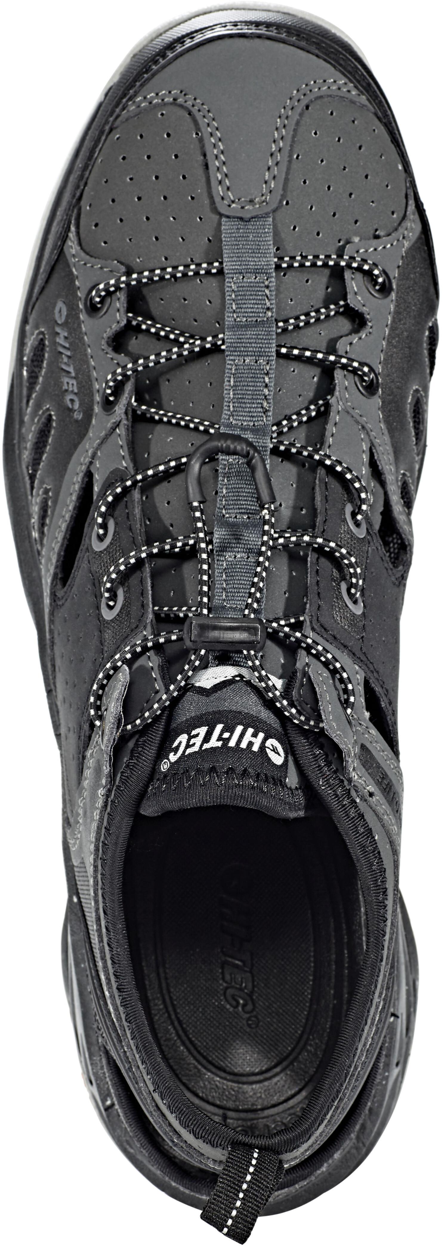 71a599076d6 Hi-Tec V-Lite Wild-Life Cayman Sandals Men black/charcoal